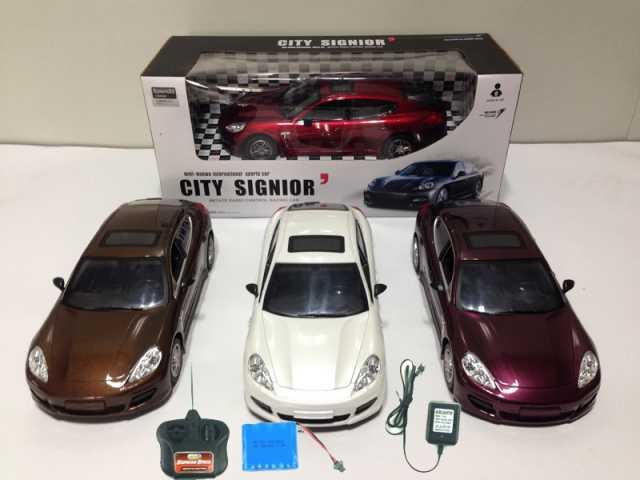 Продам Автомобиль на радиоуправлении, City Signior, № G2021R