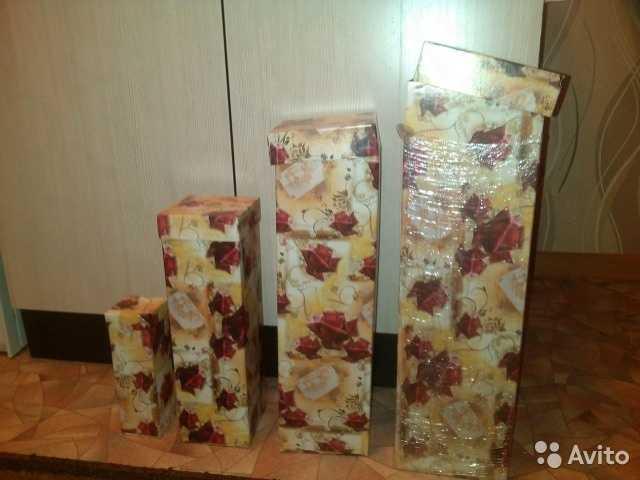 Продам Коробки подарочные упаковка