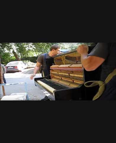 Предложение: Утилизация пианино  ( вывоз пианино )