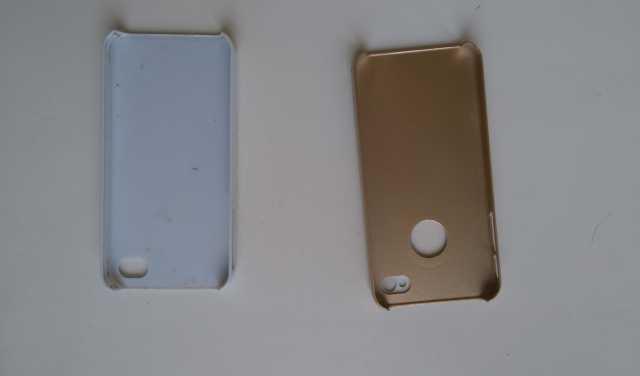 Продам Два бампера чехла для айфон 4s