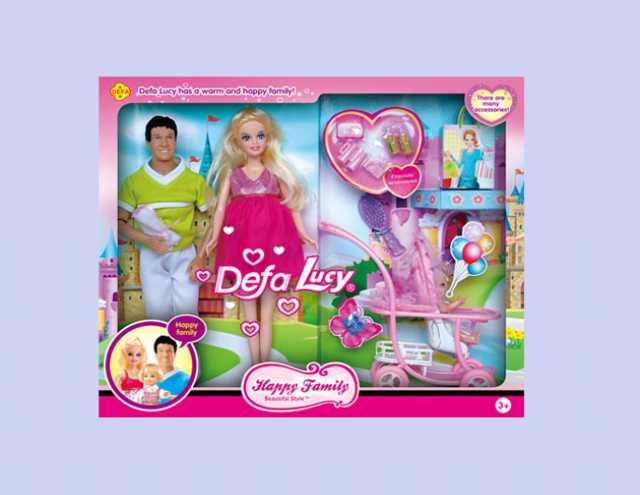 Продам Кукла семья, Defa Lucy, № 8088