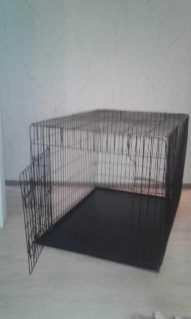 Продам Клетка для собак и кошек