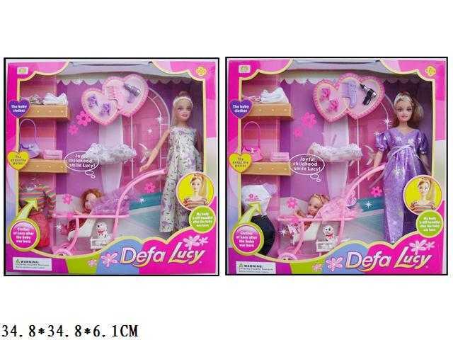 Продам Кукла беременная с младенцем, Defa Lucy, № 8049