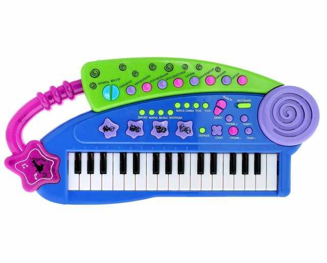 Продам Синтезатор детский, 32 клавиши, № 987