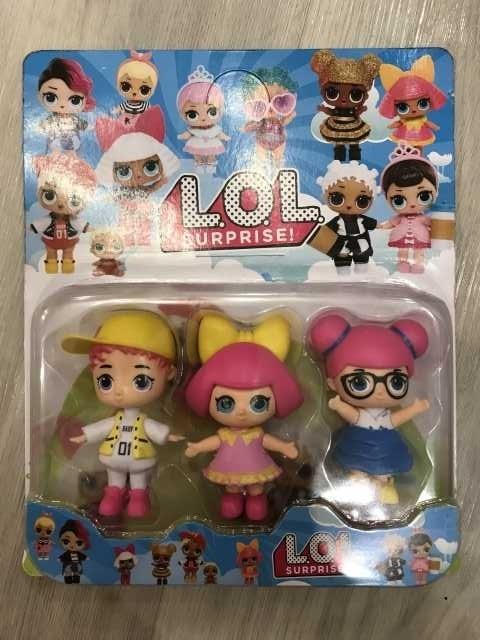 Продам Набор кукол ЛОЛ