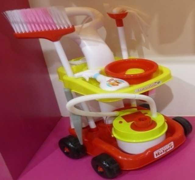 Продам Детский набор для уборки, с пылесосом, № 667-34
