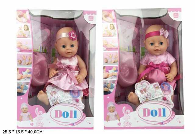 Продам Кукла пупс с аксессуарами, № YL1710I