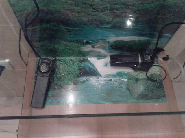 Продам аквариум 40 литров