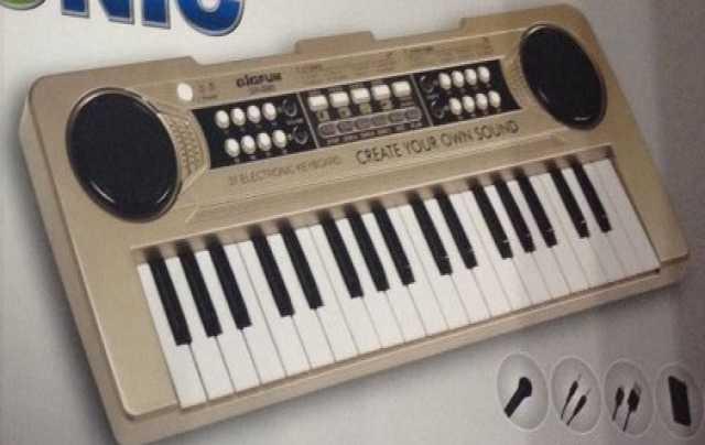 Продам Детский синтезатор с МР3 плеером, № BF-430D