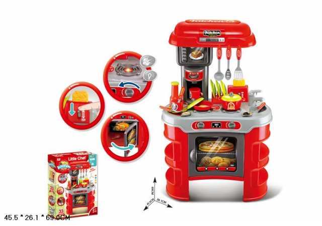 Продам Кухня, Little Chef, свет, звук, № 008-908A