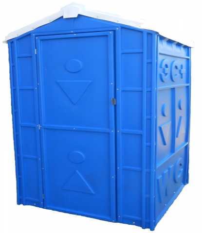Продам Мобильная туалетная кабина