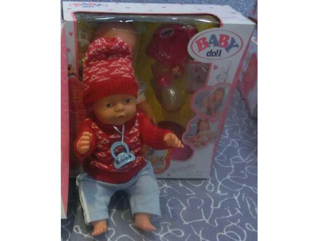 Продам Кукла Baby Doll, функциональная, № 8001-U