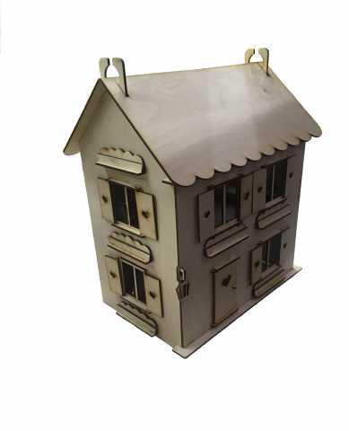 Продам Кукольный домик из фанеры