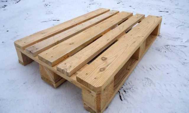 Продам Поддоны деревянные