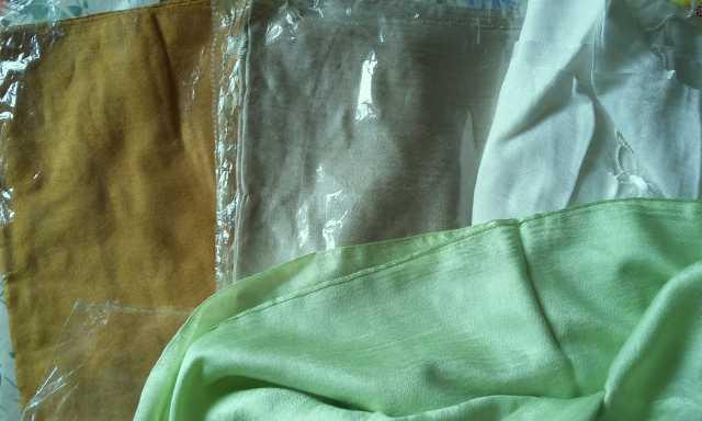 Продам Нежные палантины из натурального шелка