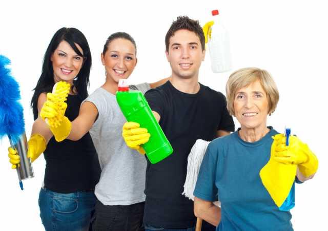 Предложение: Уборка квартир, домов, мойка окон