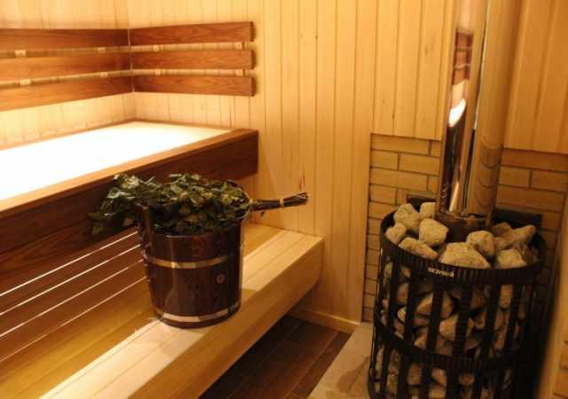 Предложение: Баня с веником Новосибирск правый берег
