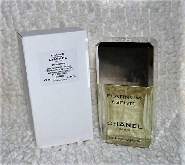 Продам Тестер Chanel Egoiste Platinum 100 ml