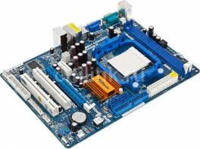 Продам Комплект Матплата и Процессор 3 ядра