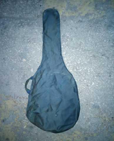 Продам Продаю чехол для гитары и гитару