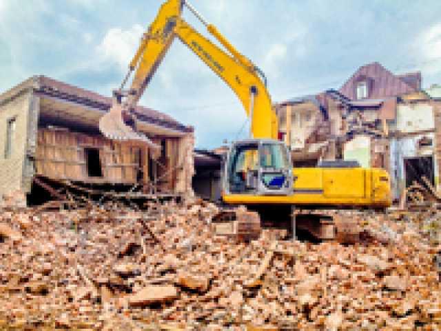 Предложение: Земляные работы и демонтаж зданий