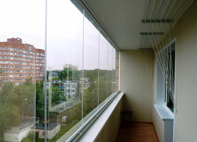 Продам Безрамное остекление балконов, веранд
