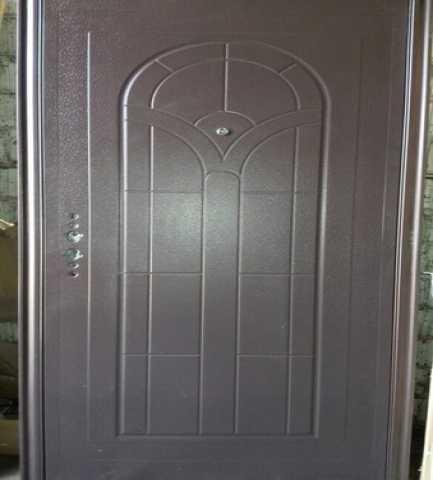 Продам: Дверь металлическая входная