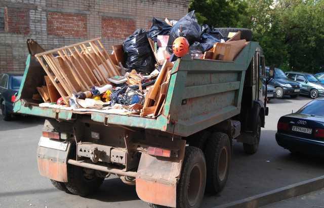 Предложение: Вывоз мусора ам «Камаз»