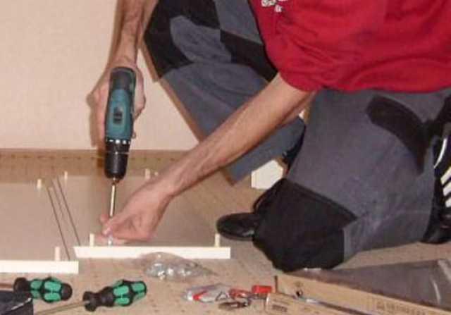 Предложение: Сборка, разборка, ремонт мебели