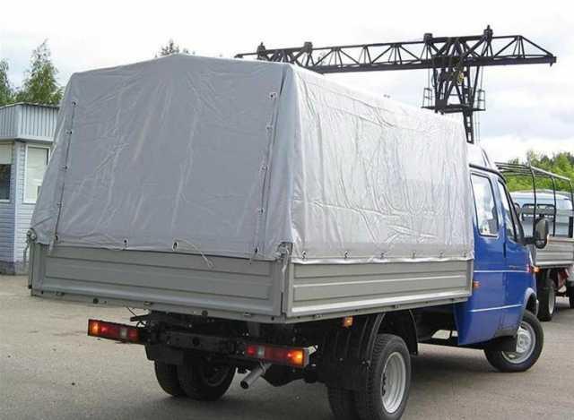 Продам Тентованный кузов с доставкой