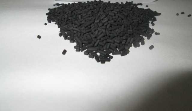 Продам: Гранулированный активный уголь АГ-3
