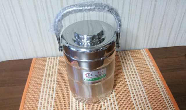 Продам Термос для обедов 1,4 л (металл нерж)