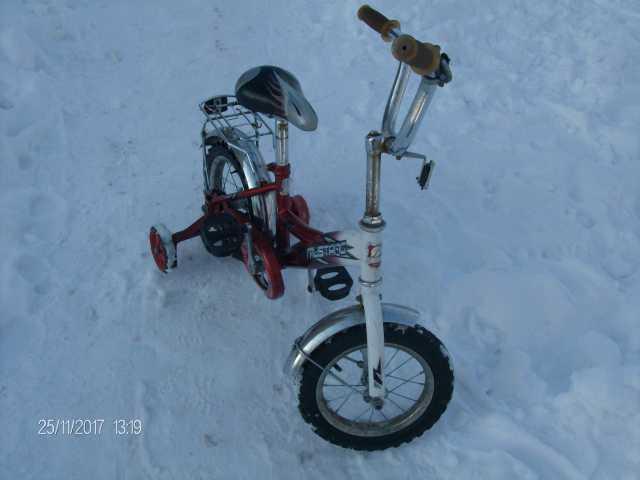Продам Велосипед детский на 3-6 лет