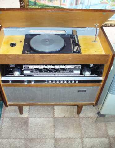 Продам Продам радиолу Ригонда 102 СССР