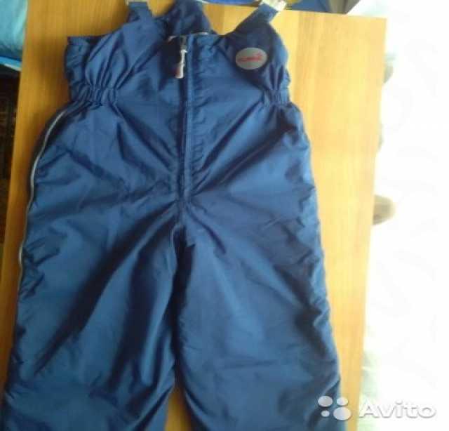 Продам Зимние штаны 110-116см