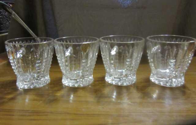 Продам Продаю хрустальные стаканы