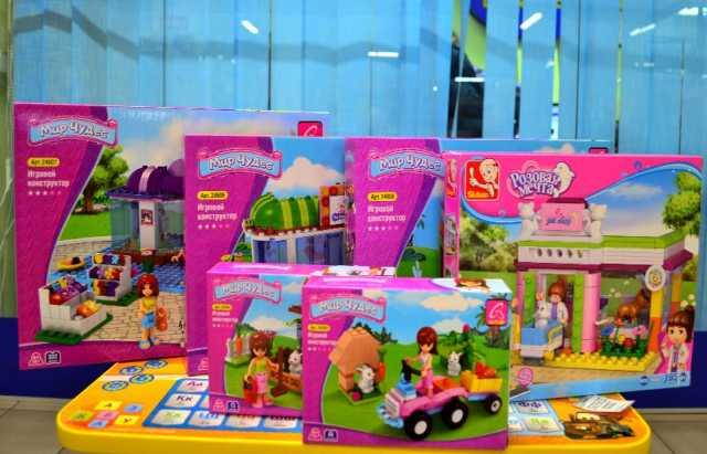 Продам Конструктор аналог Лего для девочки
