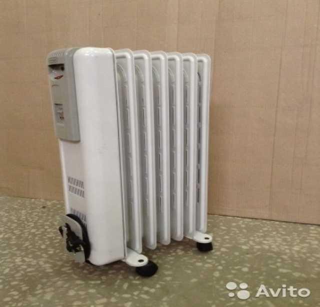 Продам: масляный радиатор