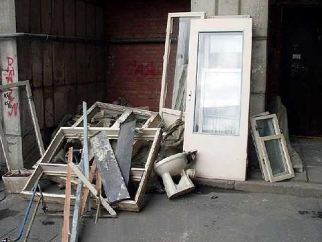 Предложение: Вывоз строительного, бытового мусора