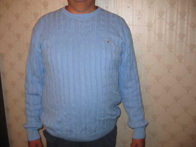 Продам пуловер GANT