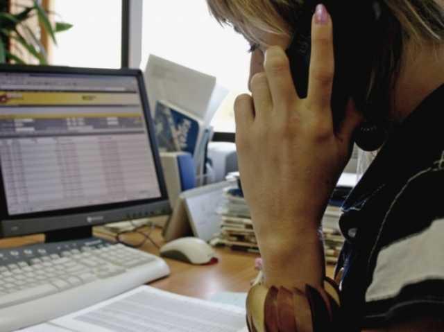 Вакансия: Администратор-регистратор телефонных зво