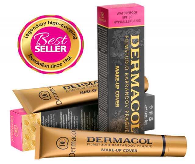 Продам тональный крем Dermacol