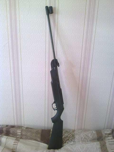 Продам пневматическая винтовка мр 512