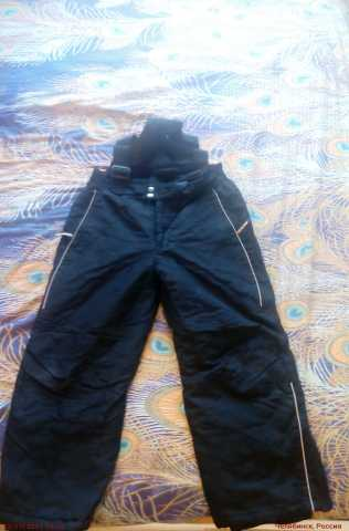 Продам Зимний костюм на мальчика 8-10 лет
