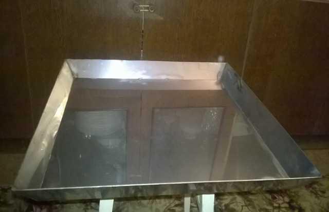 Продам Противень поднос лоток нержавейка алюмин