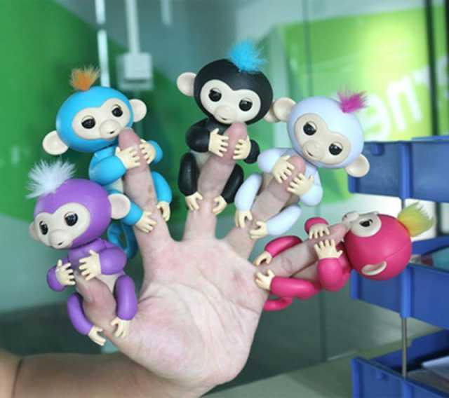 Продам Прилипунцель – это интерактивные обезьян