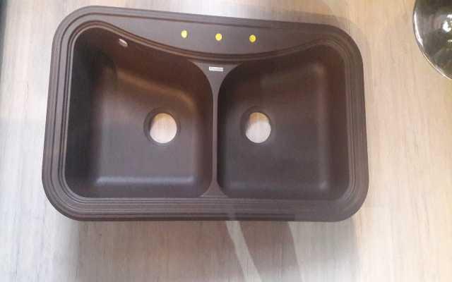 Продам кухонная мойка Florentina Крит-860