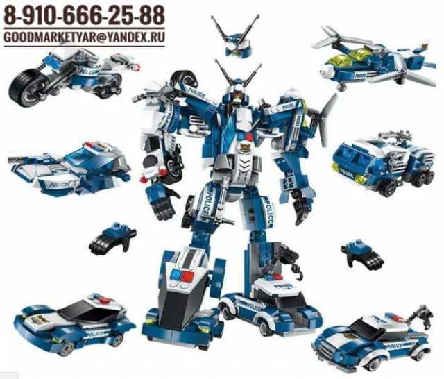 Продам Робот-Трансформер 7 в 1