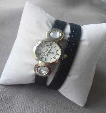 Продам Часы Gold Crystal чёрные W197