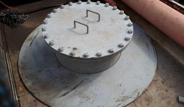 Продам Горловина люк лаз для ёмкости резервуара